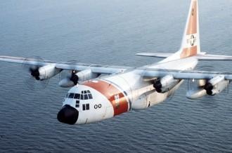 C-130 (FOR RELEASE) U.S. COAST GUARD SLIDE