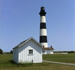 Bodie Island Lighthouse will be open for climbing this spring. (Pat Morris)