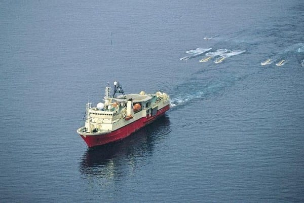 Fight against seismic testing ramps up with another legal action