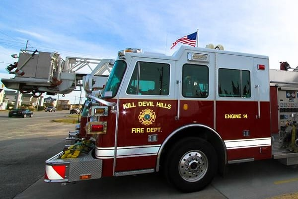 KDH firefighters to canvass Avalon homes for smoke alarms