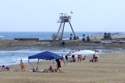 Nags Head OKs borrowing $37.5 million for 2019 beach work