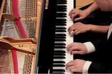 Cultural Series sets four-handed piano recital for Sunday