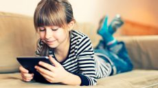 Keep kids reading with free e-books from area libraries