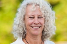 Nancy White, CSI director, honored as 'Woman of Distinction'