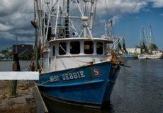 Three aboard Swan Quarter shrimp boat missing off Georgia