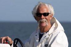 James Barrie Gaskill, former Ocracoke School principal, June 21