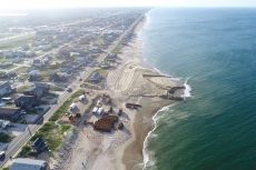 Kitty Hawk will get an early sample of beach nourishment