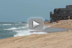 Video: Update on this week's beach nourishment schedule