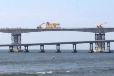 Closures at Bonner Bridge scheduled for Monday and Tuesday