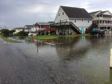 Freak storms compound Nags Head's stormwater problems