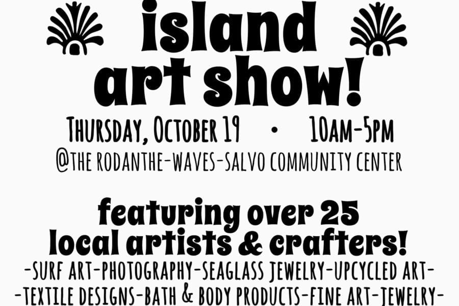 Island Art Show to benefit Carey LeSieur Foundation
