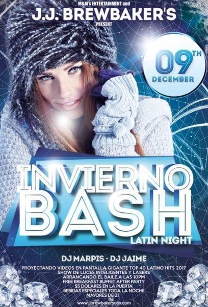 Latin Night: Inviereno Bash