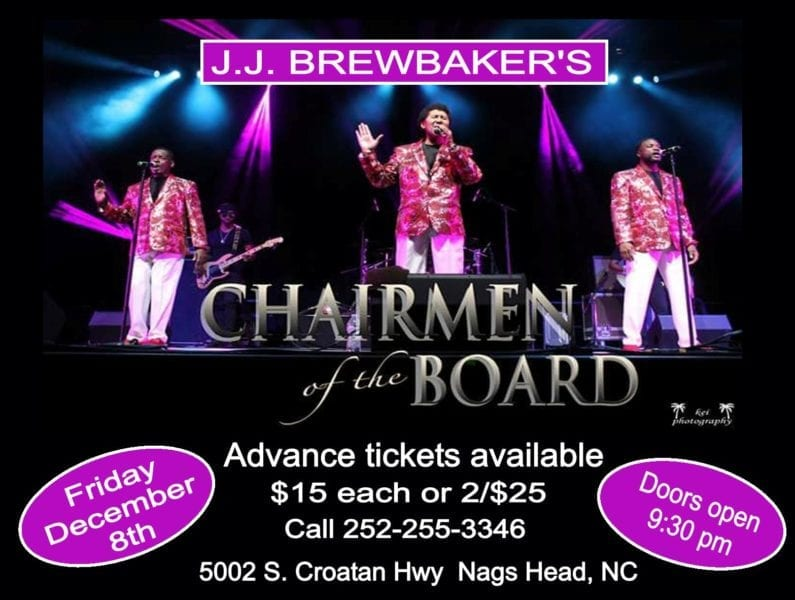 Chairmen of the Board