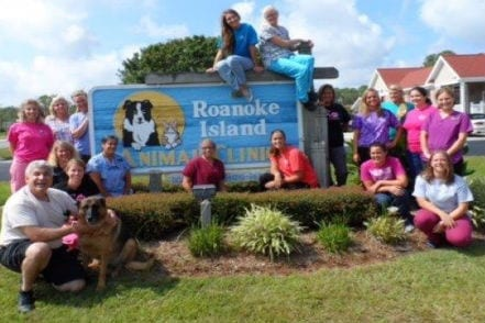 Low-cost pet vaccines this week at Roanoke Island Animal Clinic