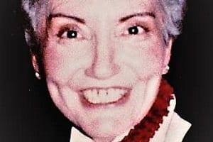 Barbara West of Manteo, December 9