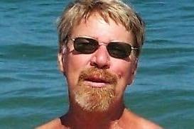 Jim Olcheski of Kitty Hawk, Jan. 17