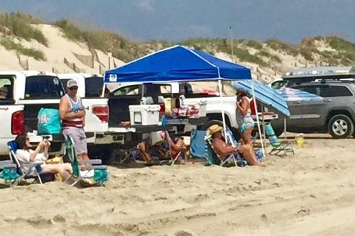 Currituck beach parking: Visitors to pay $50 for 10-day permit