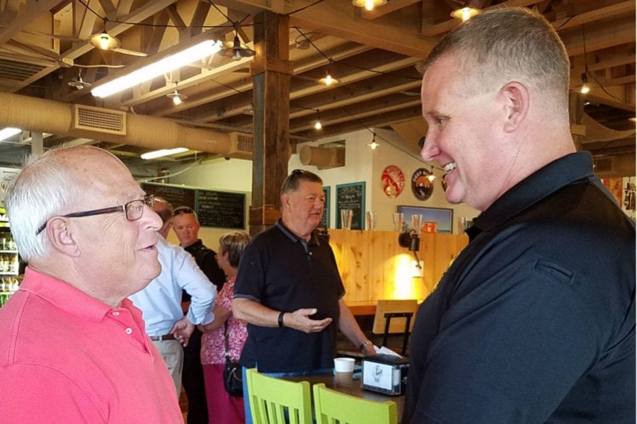 Nags Head Police to host Coffee with a Cop on May 3