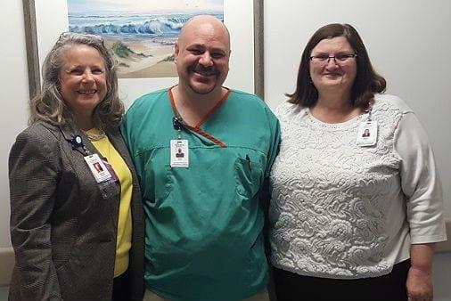 OBX Hospital's April employee of the month: Alex Tobiasz
