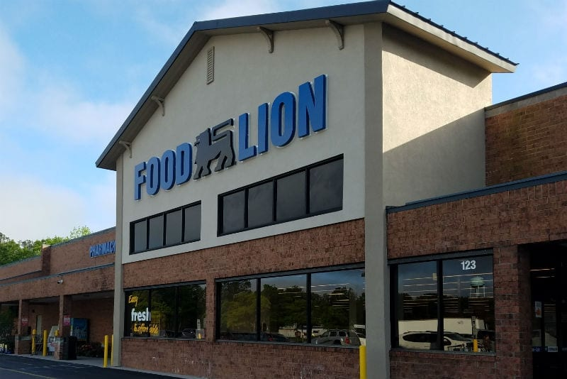 Renovations of Food Lion stores across the region underway