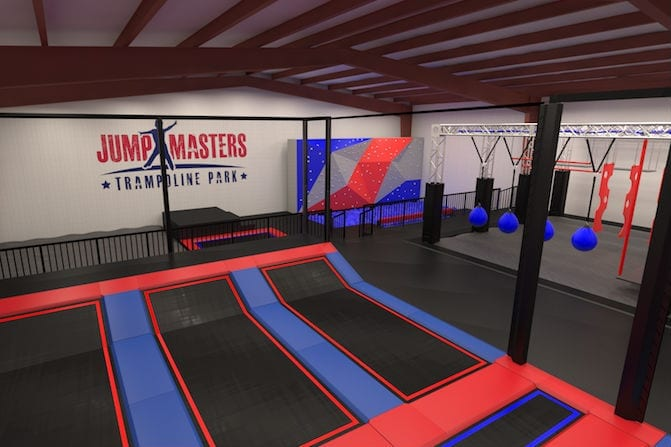 Jumpmasters Trampoline Park plans grand opening in Manteo