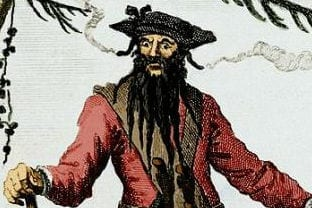Hidden OBX: 5 things you never knew about Blackbeard
