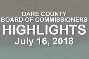 Video: Highlights from Dare commissioners July 16 meeting