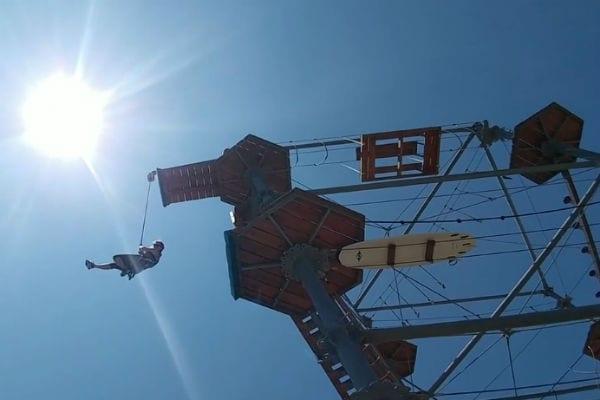 OBX Daydream Video: Rodanthe Adventure Tower