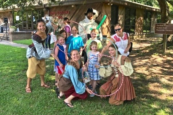 Virginia Dare Faire at The Lost Colony set for Aug. 18