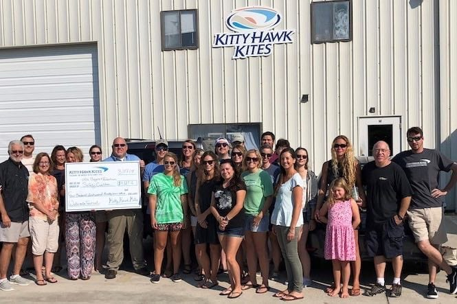 OBX Watermelon Festival raises $4,600 for bike safety