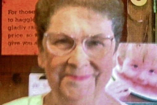 Barbara Jean Morris of Kill Devil Hills, Sept. 20