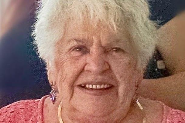Dorothy Ann Royston of Nags Head, Sept. 11