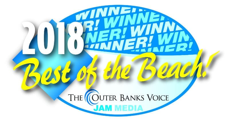 Best of the Beach Outer Banks NC logo