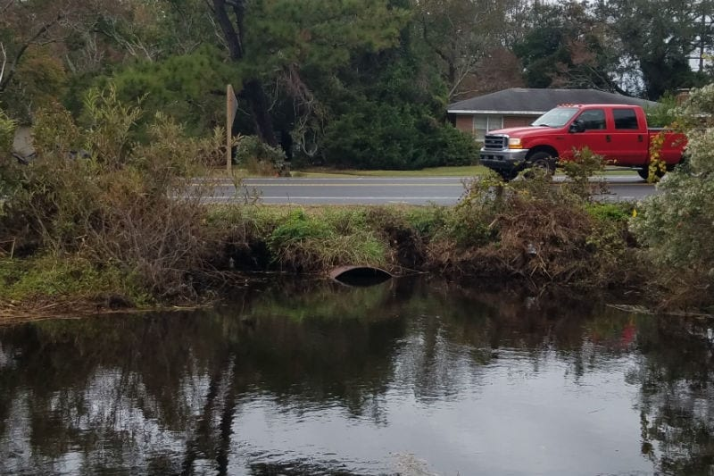 Kitty Hawk Road pipe replacements delayed until after holiday