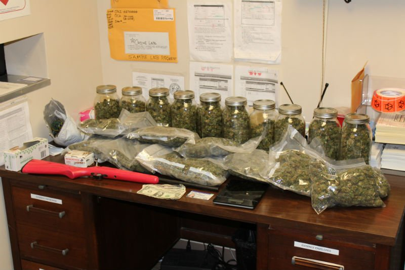 Moyock woman faces drug charges; $12K in marijuana seized