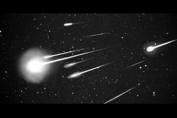 November's annual Leonids meteor shower peaks overnight