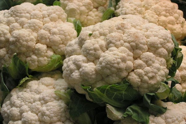 Romaine recall expands to cauliflower, other lettuces