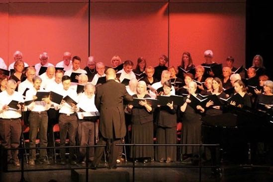 Chorus rehearsals begin Tuesday for spring concert