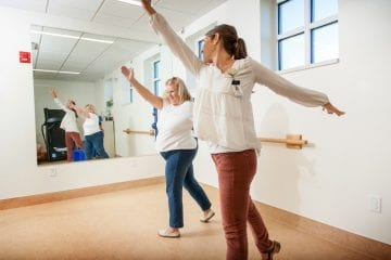 Be BIG! Get LOUD! Therapies for people with Parkinson's