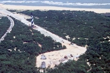 Hatteras to celebrate 20th anniversary of lighthouse move