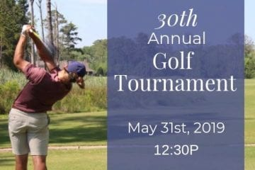 Save the date: 30th Annual OBAR Charity Golf Tournament