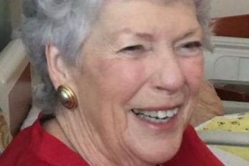 Barbara Lee Barnett Williams of Buxton, June 17