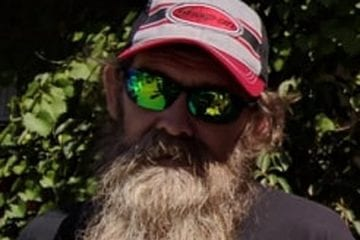 Lawrence Edward Cutright of East Lake, August 18