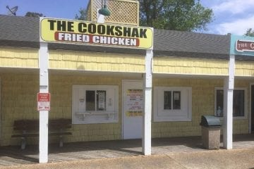 The Cookshak-The OBX finally has its own 'chicken joint'
