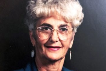 Gloria Wallace Ruhle of Wanchese, August 20