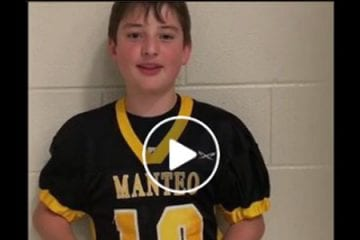 Meet the Manteo Middle School Braves 2019 Football Team