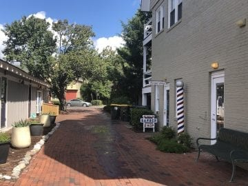 Reynolds Barber Shop-experience the 'old' OBX and a slice of Americana