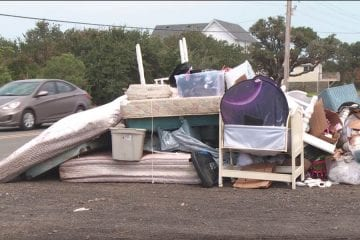 Hatteras Village debris removel to begin Sept. 23