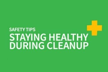 Dare County Health Advisory: Staying healthy during cleanup