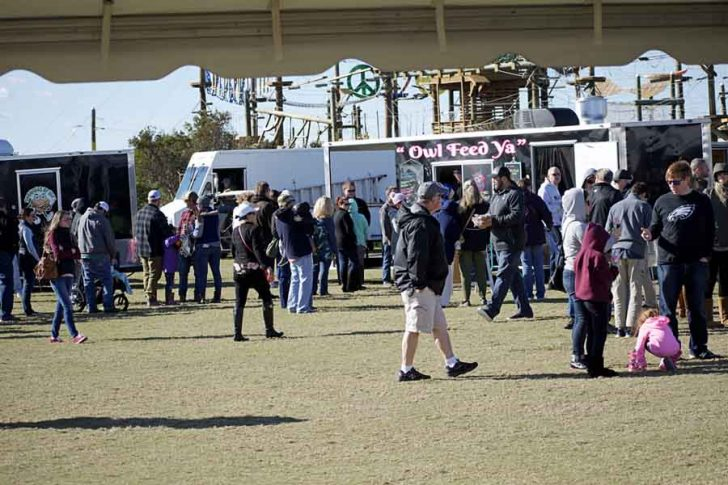 Fall Outer Banks Food Truck Showdown—A New Autumn Tradition